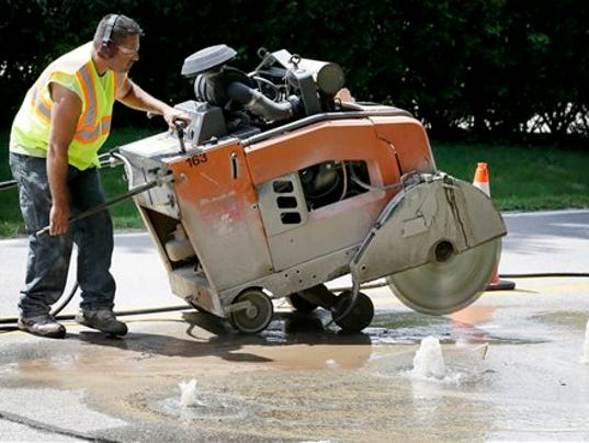 Drinking Water Systems Imperiled By Failing Infrastructure