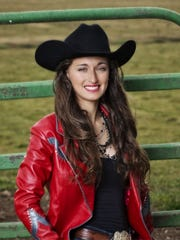 Samantha Turner – Miss LaGrange Rodeo