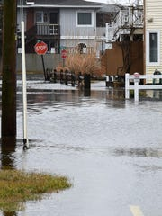 Flooding can pose serious problems along the Delaware Coast and in communities along the Inland Bays.