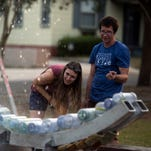 Pensacola neighborhood welcomes new fountain