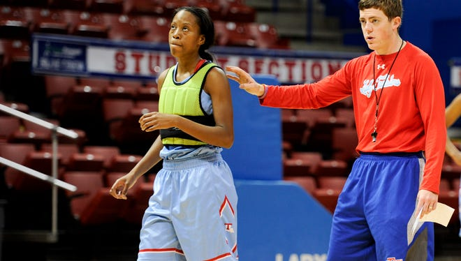 Louisiana Tech will play three TV games this season under first-year coach Tyler Summitt.