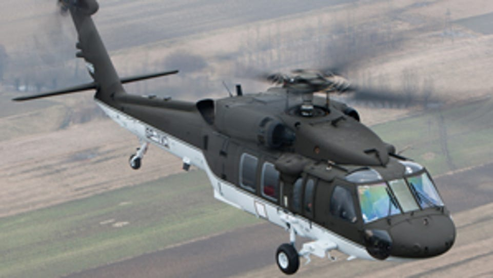 News of multiple bids for Sikorsky Aircraft, makers