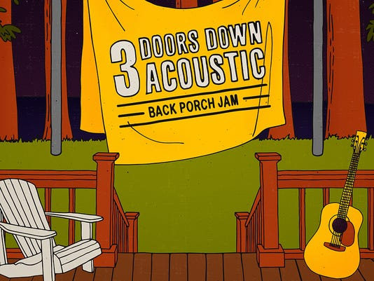 3 Doors Down Acoustic