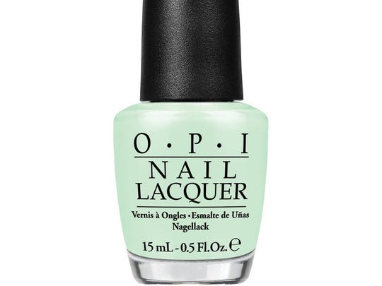 That's Hula-rious! by O.P.I. $9.50. To find a store or shop online: www.opi.com.