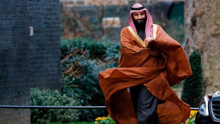 Trump to push Saudi Arabia's crown prince on solution to civil war in Yemen