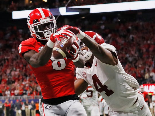 6 WRs the Ravens should watch at the 2019 NFL scouting combine
