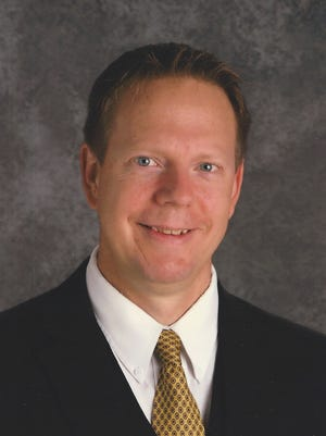 Chris Gleason, a middle-school band director in Sun Prairie, is a finalist for the National Teacher of the Year award.
