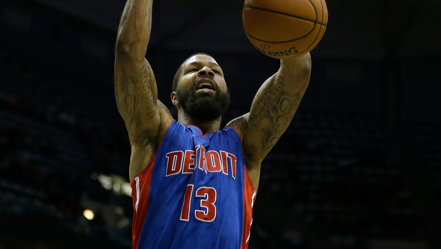Report: Pistons adding Flagstar ad to jerseys