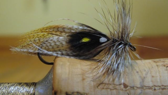 Some early-season flies that are on my radar.