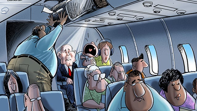 Follow Gary Varvel on Twitter @varvel and follow him on Facebook.