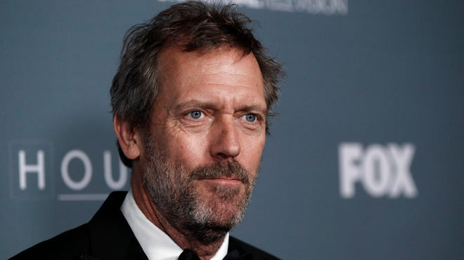 British actor Hugh Laurie starred in House, which went off the air in May 2012 after eight seasons.
