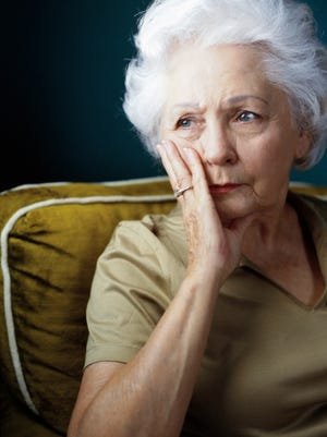 Seniors are often targeted by scammers and, according to AARP, women are twice as likely as men to fall for elder financial abuse, especially when they're in their 80s and living alone.