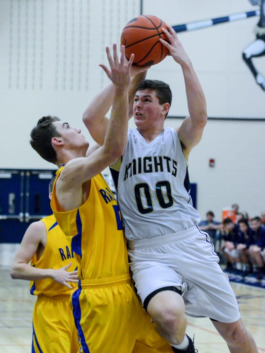 PHOTOS: Middletown at Eastern York in a District 3-AAA basketball