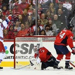 Rangers-Capitals in review
