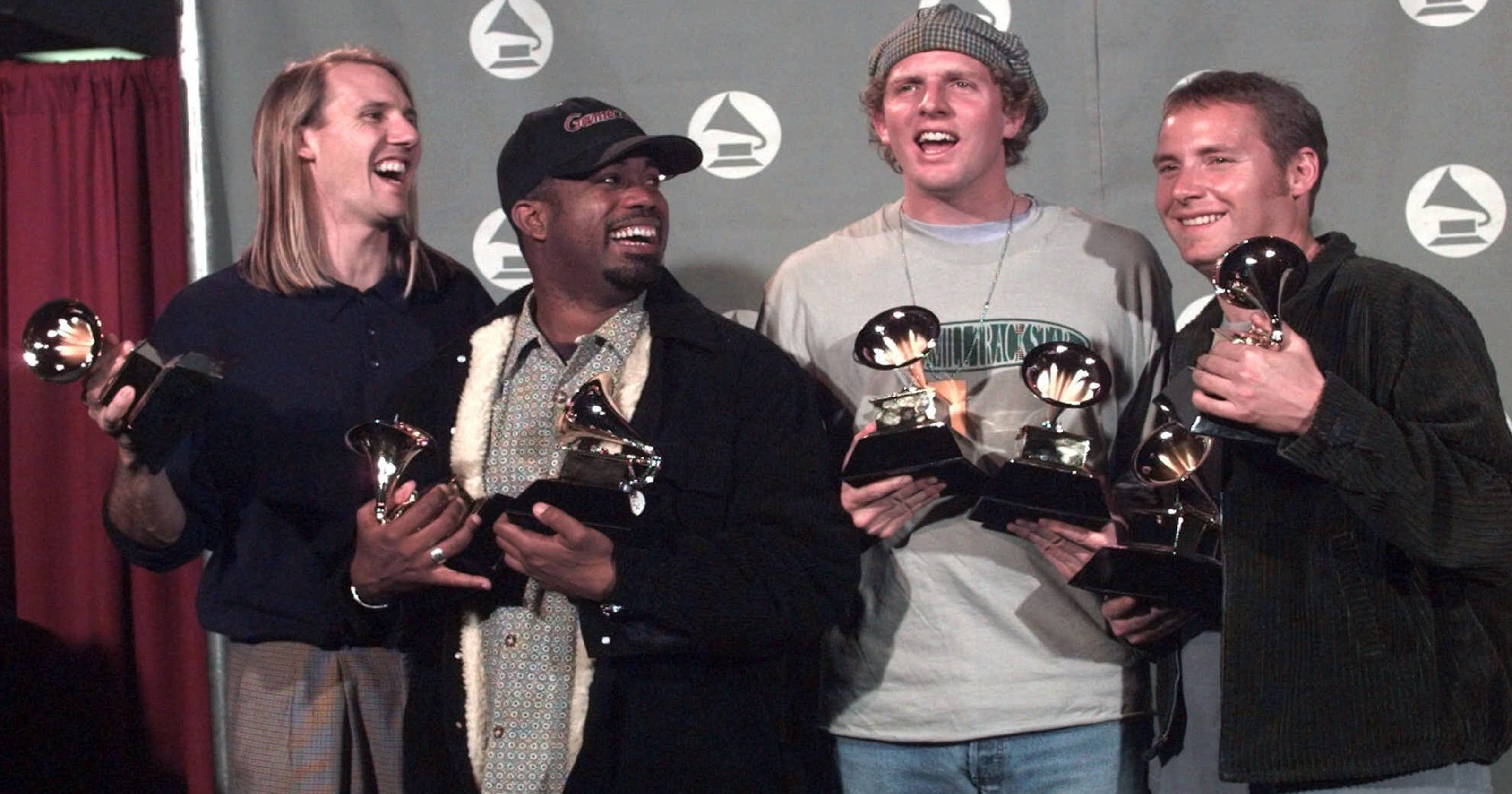 7f71e6549  One night only   Darius Rucker announces Hootie   the Blowfish plan for  2018 reunion