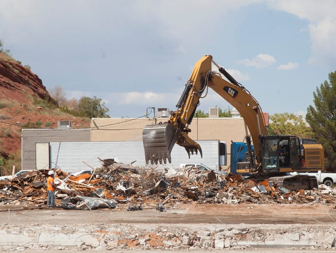 Shed Demolition Project : St george utah is nation s fastest growing metro area