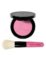 Bobbi Brown blush.
