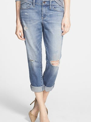 I would have bought these jeans, except for ... the incident.
