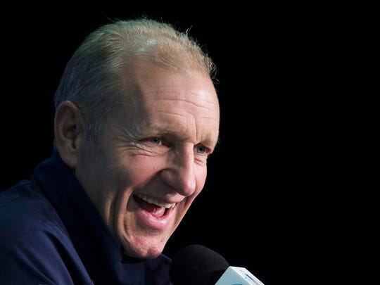 Ralph Krueger is joining the Buffalo Sabres as head coach after previously coaching the Edmonton Oilers and international teams.
