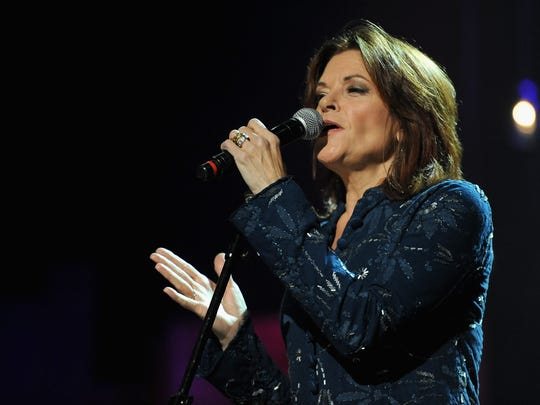Rosanne Cash will perform on Jan. 8, 2016, at the Center