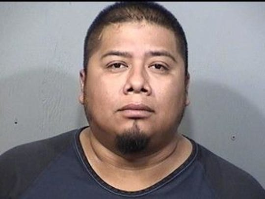Jorge Cortes-garcia, 37, of Marvel, charges: Dui 4th or subsequent offense; leave scene crash inv injury other than serious bodily injury; no driver's license (never had one); dui with property damage.