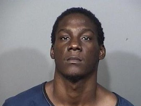 Cordell Smith, 30, of Mims, charges: Robbery with firearm;