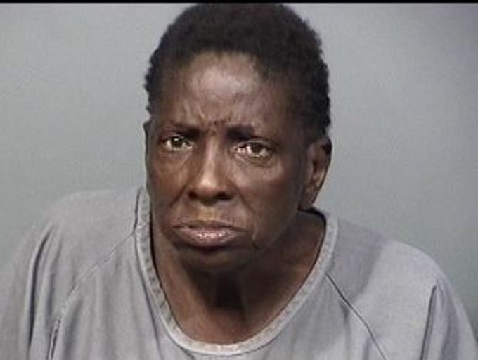 Katie Mcfatten, 61, of Melbourne, charges: Failure