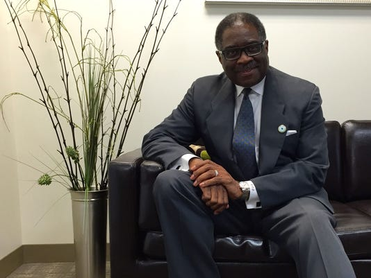 Kerwin Brown, president and CEO of the Black Chamber of Arizona