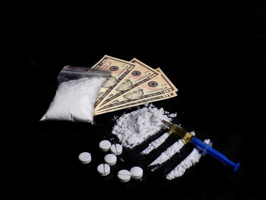 #stockphoto - Illegal drugs sales