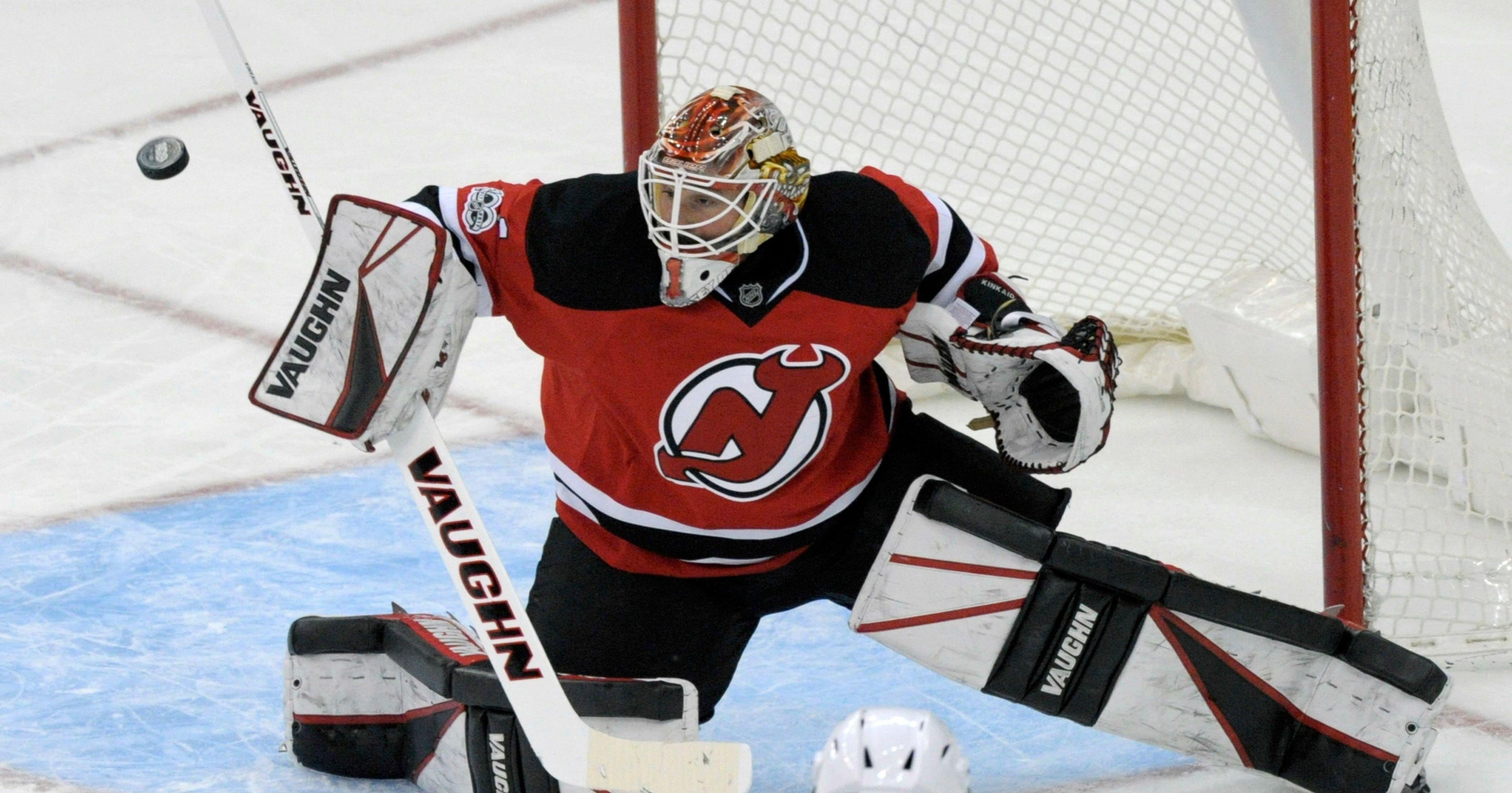 Devils re-sign backup goalie Keith Kinkaid 1f6dee89e