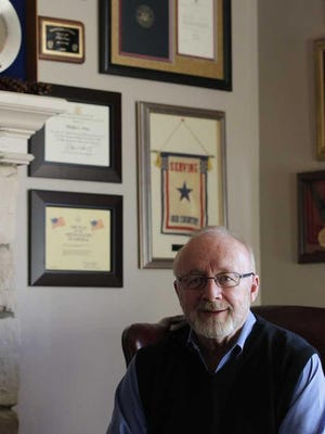 A photo of Phil Price for a 2014 A-J Media business profile.