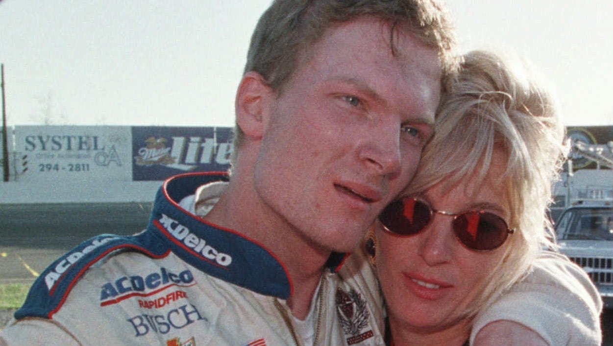 Why Dale Earnhardt Jr S Mom Couldn T Leave Delivery Room With Girl Earnhardt — is the surname of the following people:*dale earnhardt sr., (1951 dale earnhardt, inc — earnhardt ganassi racing eigentümer teresa earnhardt chip ganassi felix. why dale earnhardt jr s mom couldn t