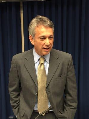 Sen. Eric LaFleur, D-Ville Platte, is chairman of the Senate Finance Committee.