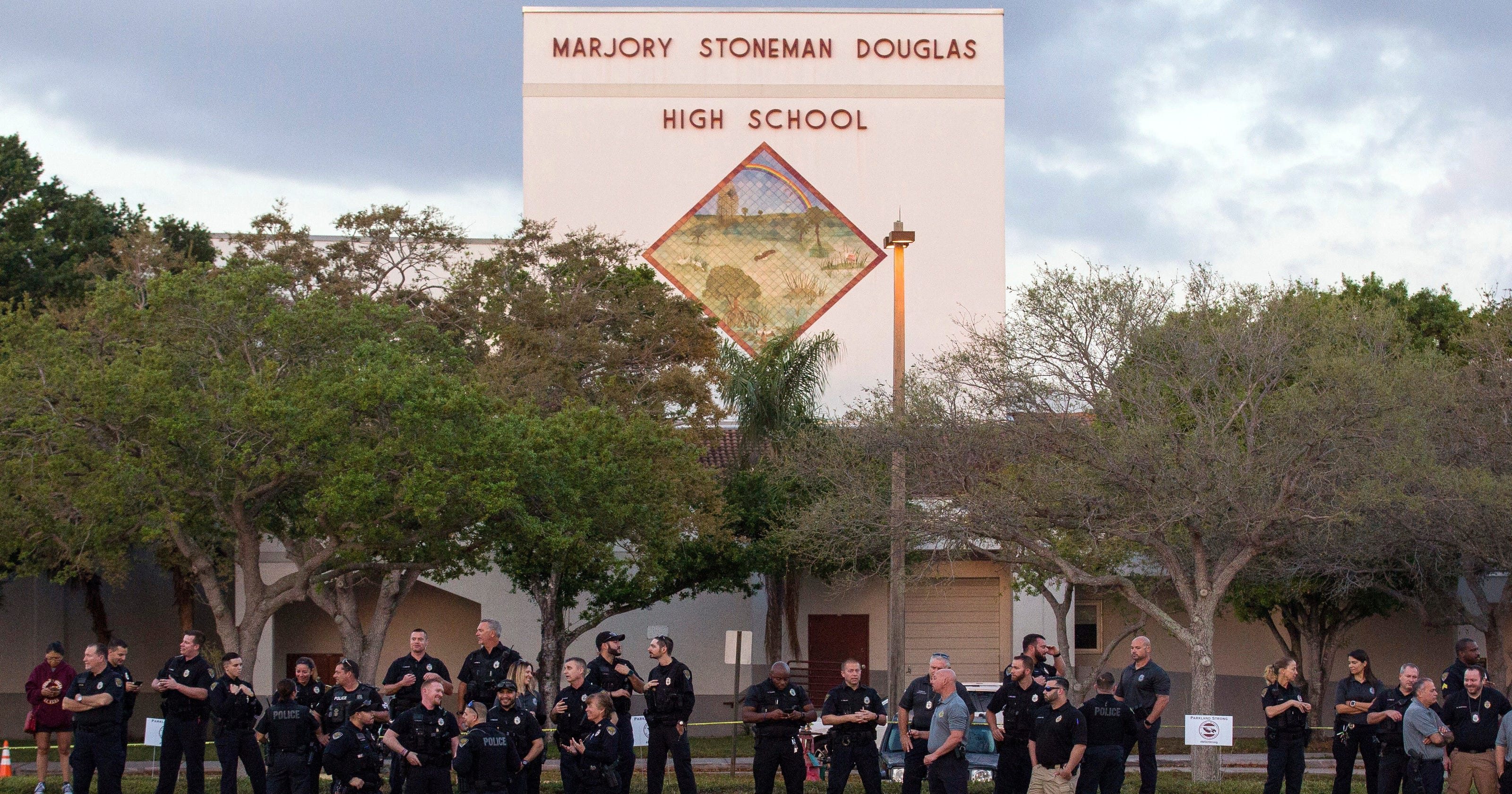 Nikolas Cruz told student 'you better get out of here