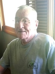 Ralph Dillon, 91, received his high school diploma