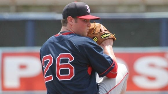 Fletcher's Logan Allen has been traded to the San Diego Padres organization.