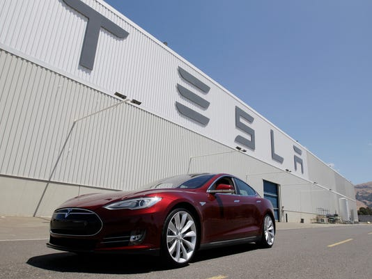 New Jersey-No Tesla