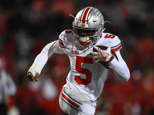 Finally healthy, Corey Smith gives the Buckeyes another deep threat in their passing attack.