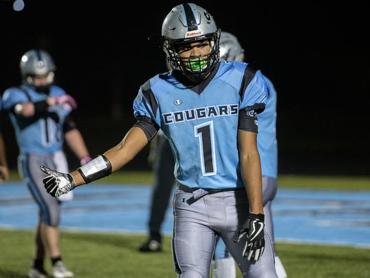 Matthew Abdullah's final day at Lansing Catholic was Friday. Abdullah will start classes at Holt High School next week, said Marcie Abdullah, his mother.