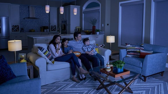 Lutron Caseta Wireless Smart Lighting
