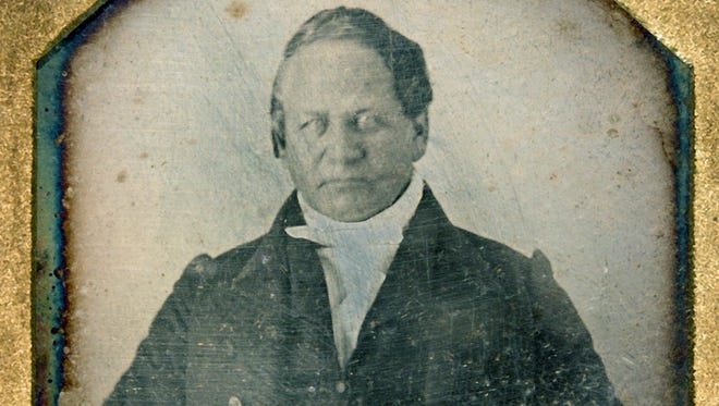 Alexander Twilight was headmaster of Orleans County Grammar School in Brownington from 1829 to 1855.