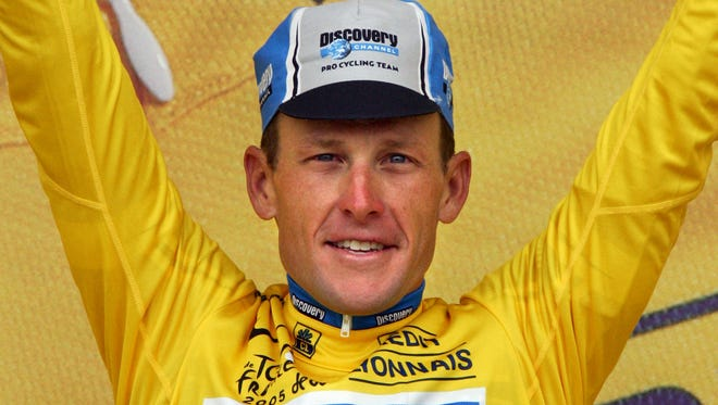 Lance Armstrong won the Tour de France seven consecutive times from 1999 to 2005. Armstrong was stripped of those victories in 2012 after a  doping scandal. Armstrong did confess to some of the allegations.