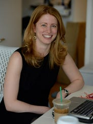 Megan Driscoll founded EvolveMKD, a N.Y. public relations