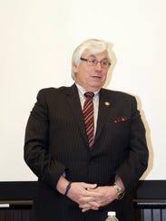 Mahwah Mayor Bill Laforet