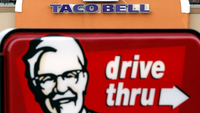 Yum Brands, owner of KFC, Taco Bell and Pizza Hut, will be selling off thousands of restaurants to franchisees.