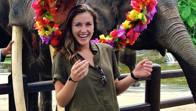 Natalie Altieri, a student at University of Cincinnati, was killed in a ski accident in California on Sunday.