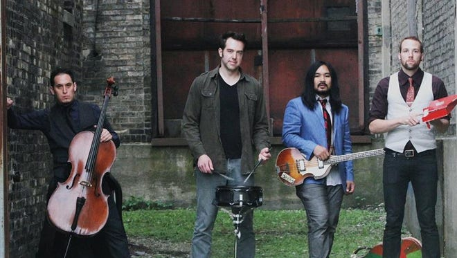 Symphonic local indie rock band I'm Not a Pilot plays a final show Saturday.