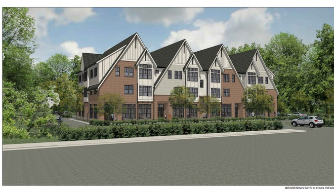 Greenline Partners is preparing to break ground at 4303 Gallatin Pike on a project that will include 16 apartment units on two floors and two or three commercial spaces on the first floor.
