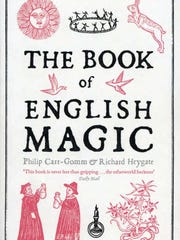 The Book of English Magic by Phillip Carr-Gomm and