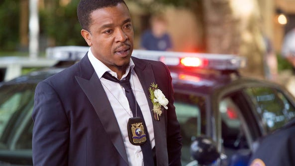"""Russell Hornsby stars as Hank Griffin in """"Grimm,"""" which"""